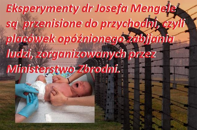 Eksperymenty Mengele
